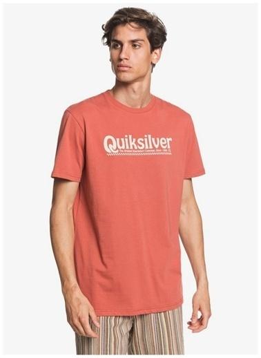 Quiksilver Quiksilver T-Shirt Kırmızı